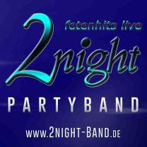 2night Partyband NRW Logo
