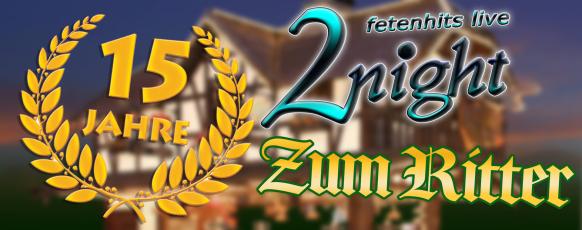 2night Partyband Referenz Zum Ritter